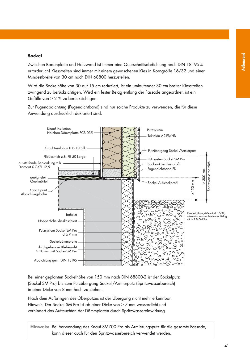Knauf Holzbau By Kaiser Design - Issuu