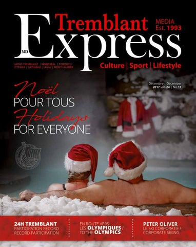 Tremblant Express Juillet 2017 By Tremblant Express Issuu