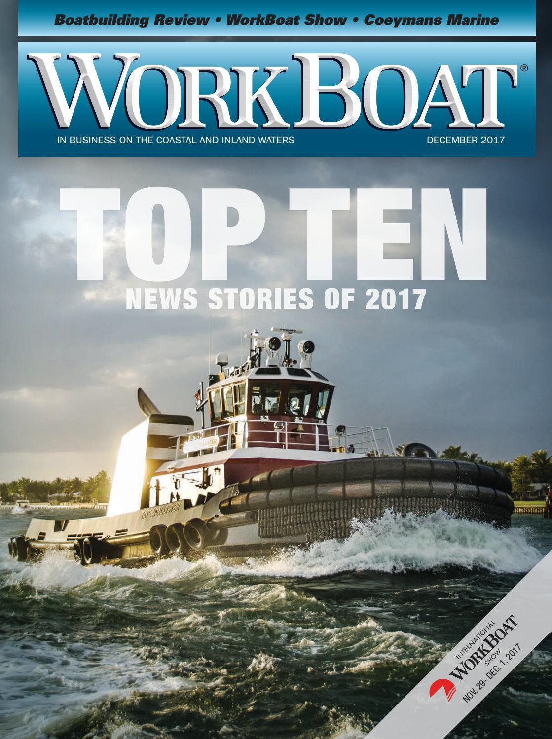 hight resolution of workboat december 2017