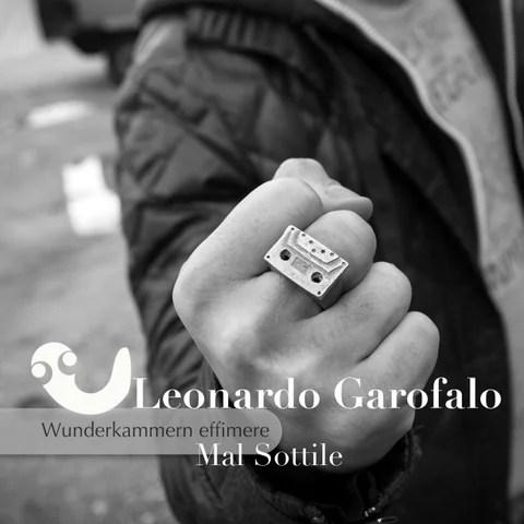 "Cover of ""Leonardo Garofalo"""