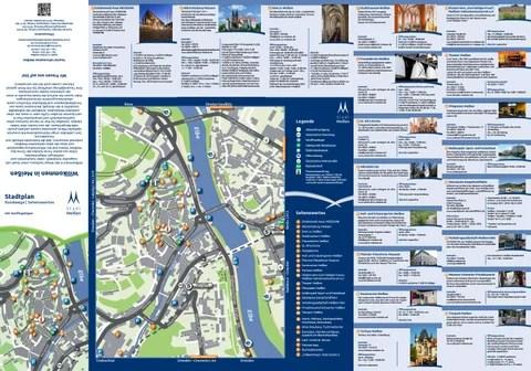 Stadtplan Meißen 2018 by TI Meißen - issuu