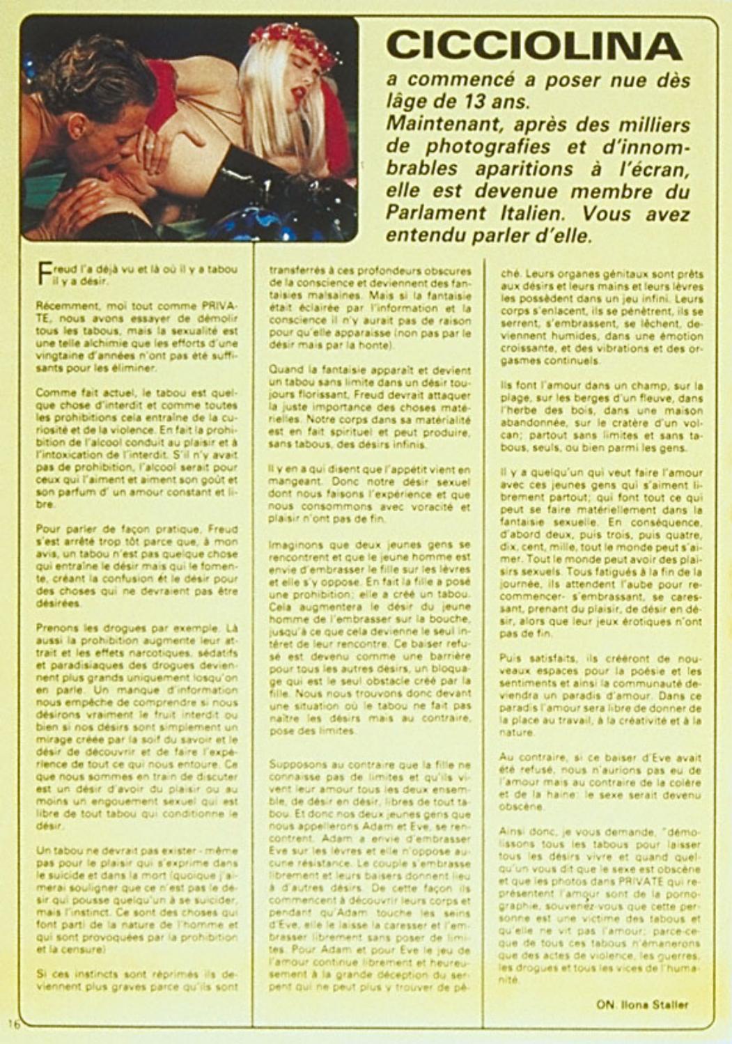 Des Gens Qui Font L Amour Tout Nu : amour, Private, Magazine, Vebuka.com
