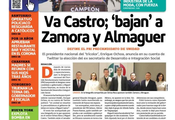 El Diario Ntr 962 By Ntr Guadalajara Issuu