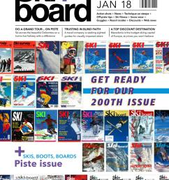 ski board december 2017 january 2018 by ski club of great britain issuu [ 1059 x 1497 Pixel ]