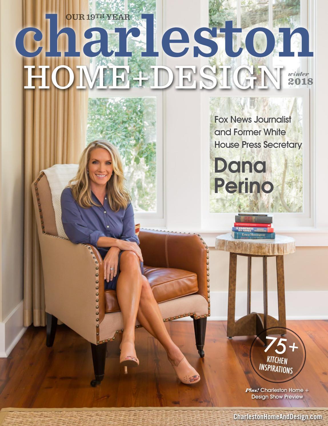 Charleston Home  Design Magazine Winter 2018 by Charleston Home  Design Magazine  Issuu