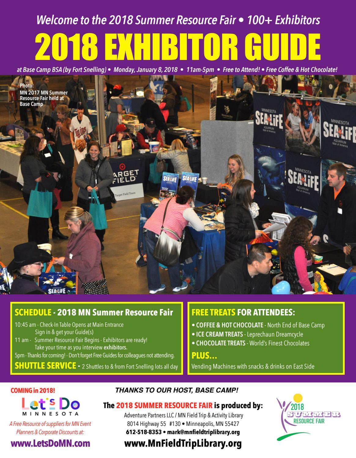 2018 srf brochure by Adventure Partners LLC - Issuu