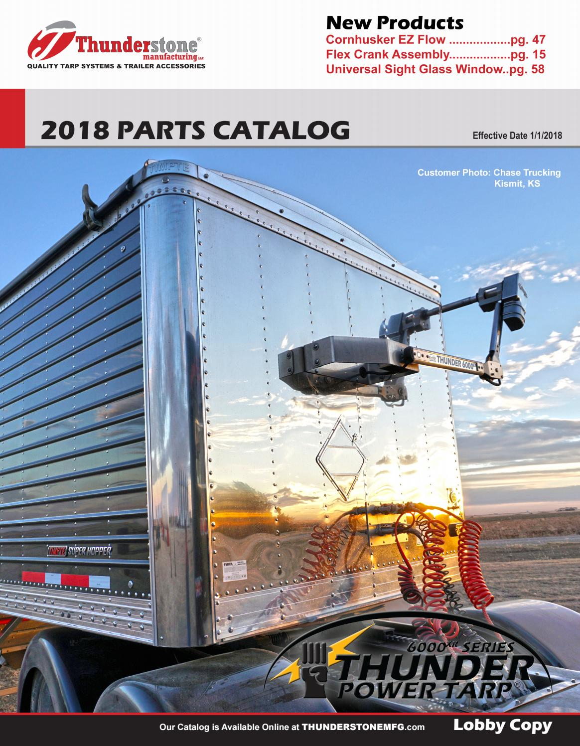 hight resolution of 2018 thunderstone parts catalog