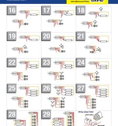 fulham wiring diagrams lamp compatibility chart by fulham co inc issuu [ 1156 x 1496 Pixel ]