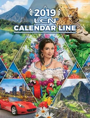 LEN Calendar Line 2019 by Calendarios LEN  Issuu