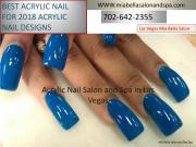 acrylic nails 2018