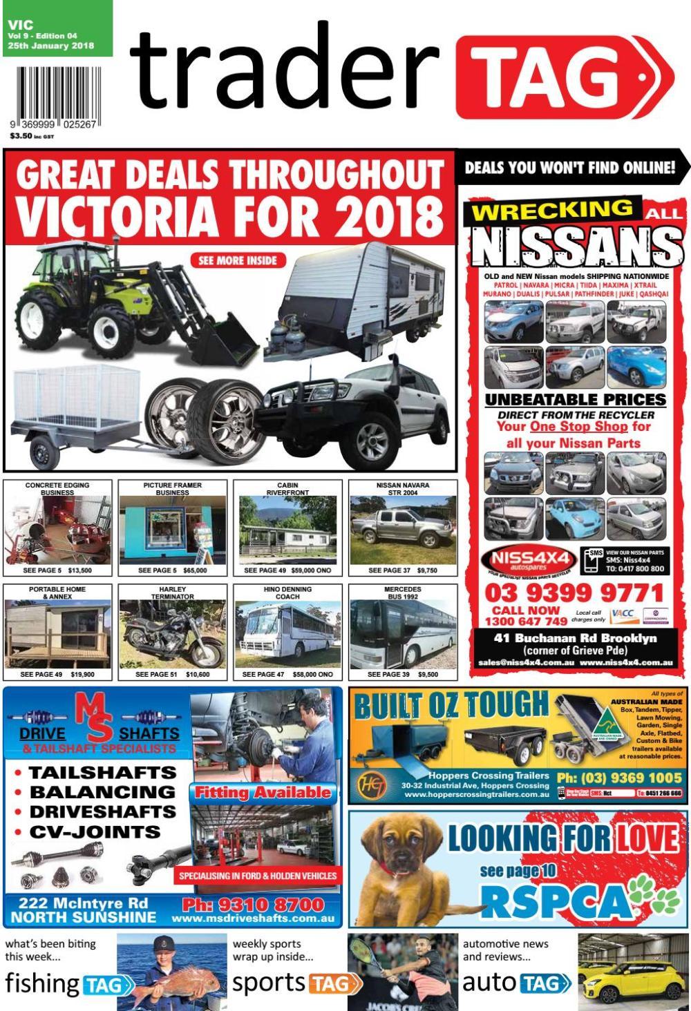 medium resolution of tradertag victoria edition 04 2018 by tradertag design issuu mini chopper wiring harness diagrams kia ceed gt 1966 mustang wiring