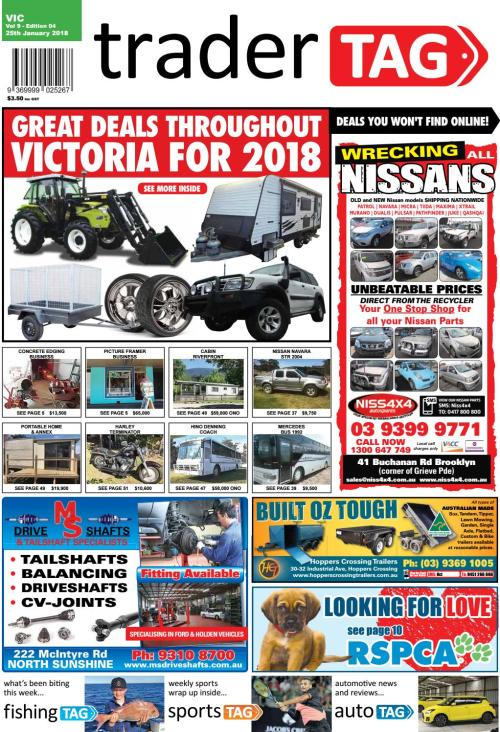 small resolution of tradertag victoria edition 04 2018 by tradertag design issuu mini chopper wiring harness diagrams kia ceed gt 1966 mustang wiring
