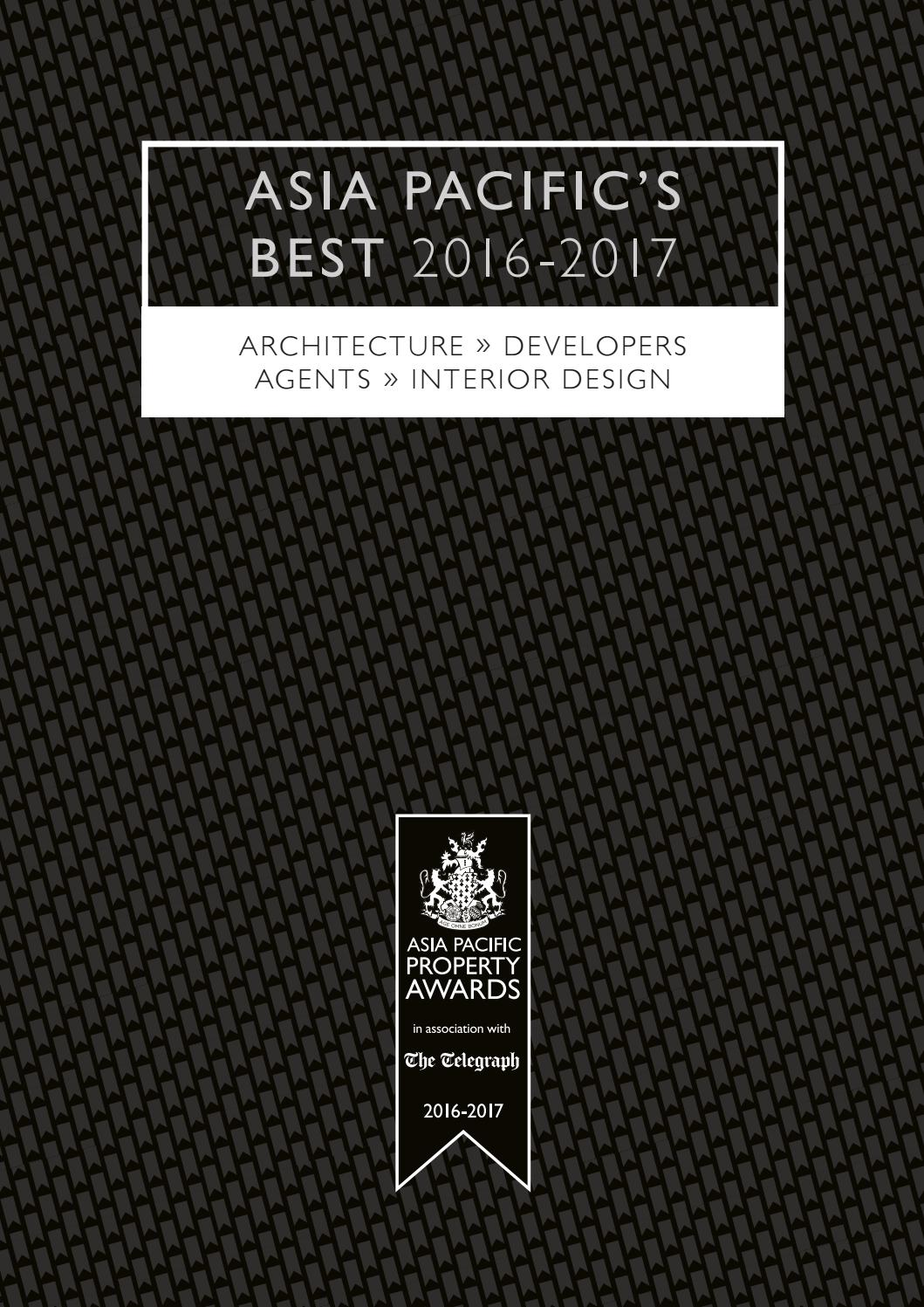 Asia Pacific S Best 2016 2017 By International Property