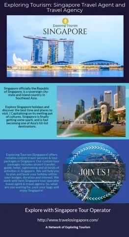 Exploring Tourism: Singapore Travel Agency & Tour Operator by tourexplo - Issuu