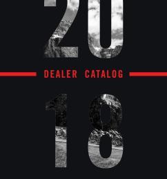 2018 dealer catalog fsa vision metropolis by fsa full speed ahead issuu [ 1059 x 1497 Pixel ]