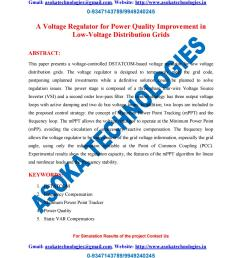 a voltage regulator for power quality improvement in low voltage distribution grids [ 1156 x 1496 Pixel ]