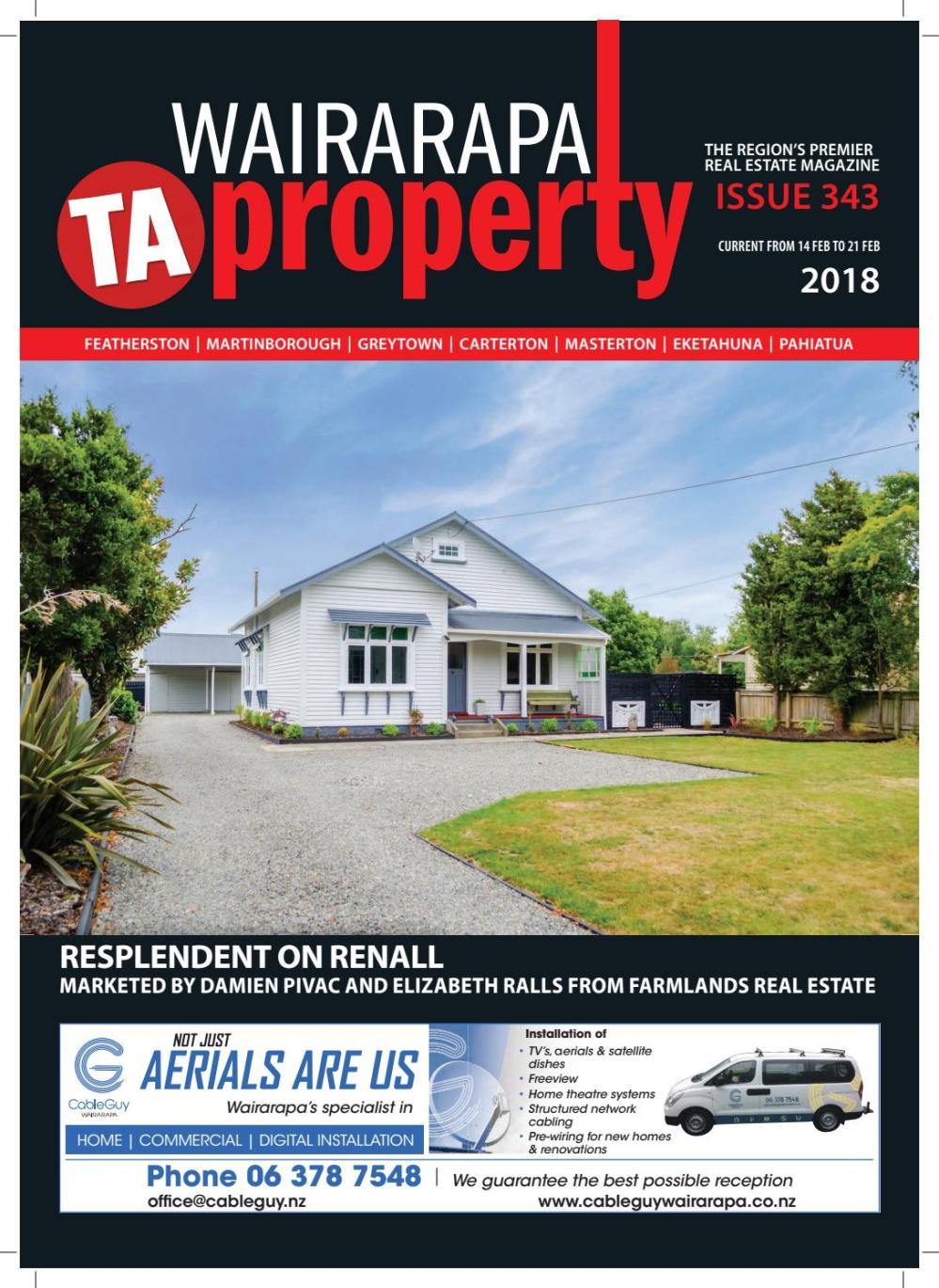 medium resolution of wairarapa property wed 14th february