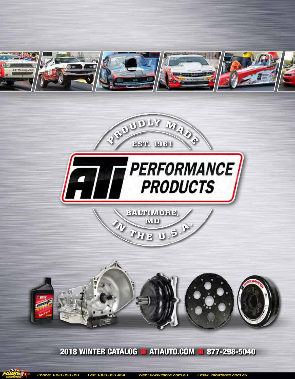 hight resolution of 2018 ati catalog