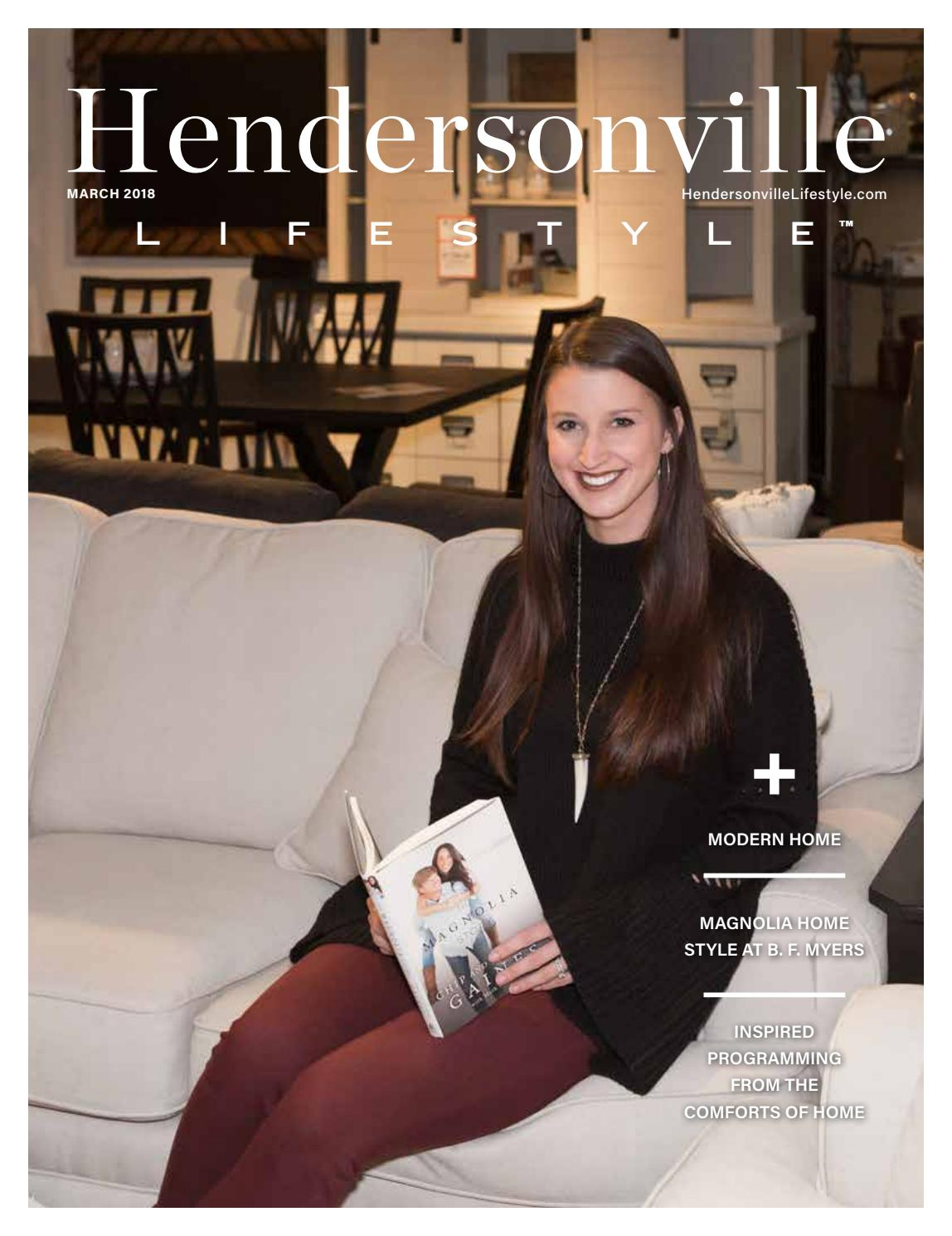 Bf Myers Goodlettsville Tennessee : myers, goodlettsville, tennessee, Hendersonville,, March, Lifestyle, Publications, Issuu