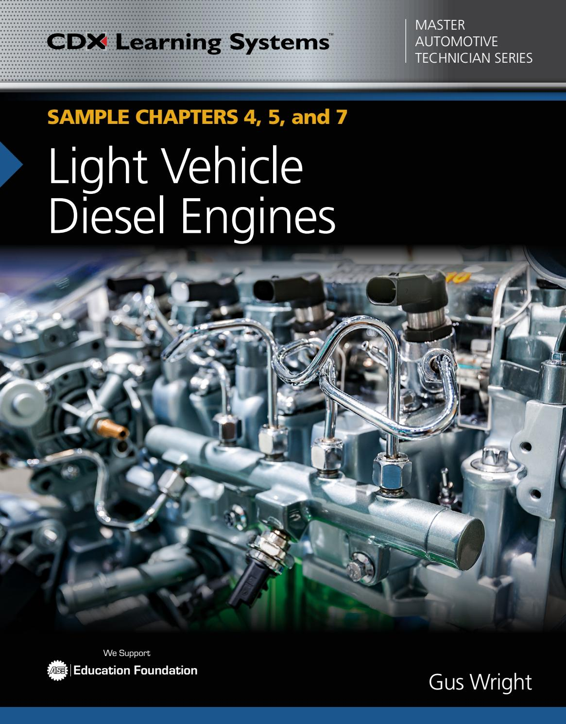 hight resolution of light vehicle diesel engines sample chapters 4 5 and 7