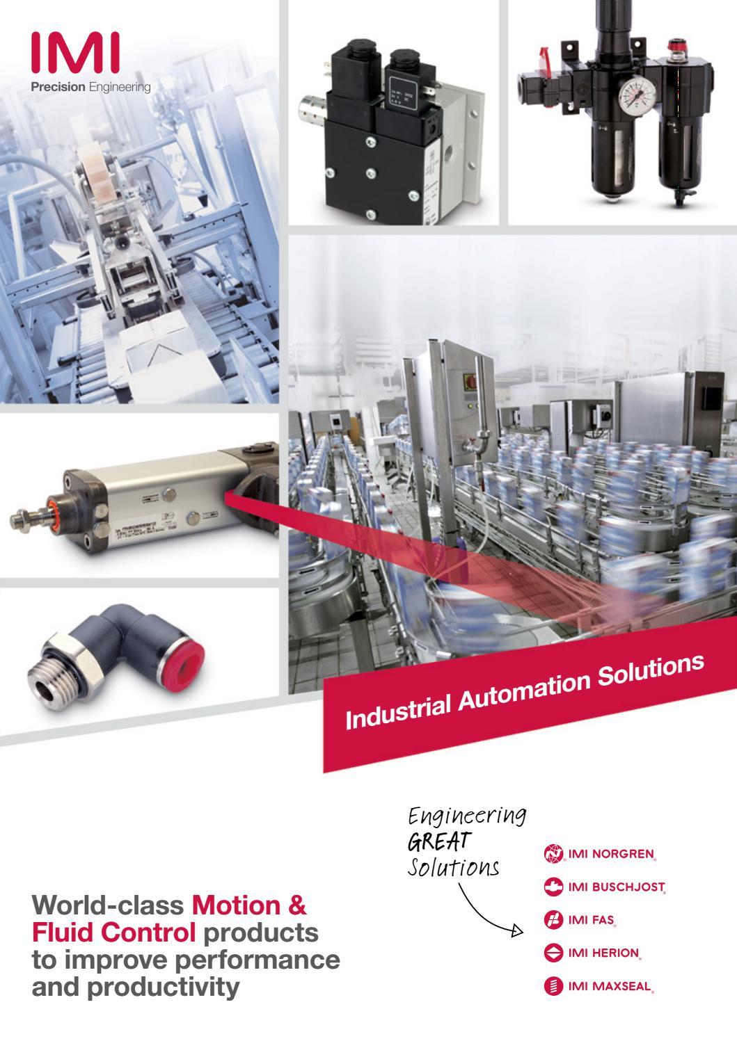 IA Catalogue 2016 English by IMI Precision Engineering  Issuu