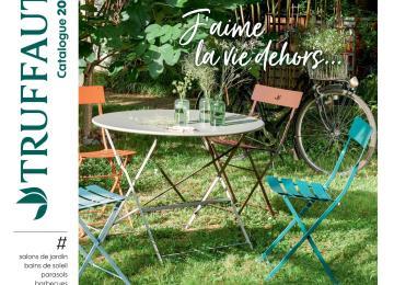 Table De Jardin En Teck Truffaut | Table De Jardin Truffaut Unique ...