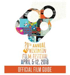 2018 wisconsin film festival film guide by uw madison division of the arts issuu [ 1329 x 1498 Pixel ]