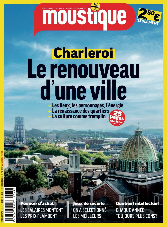 Charleroi Le renouveau dune ville by lavenirnet  Issuu