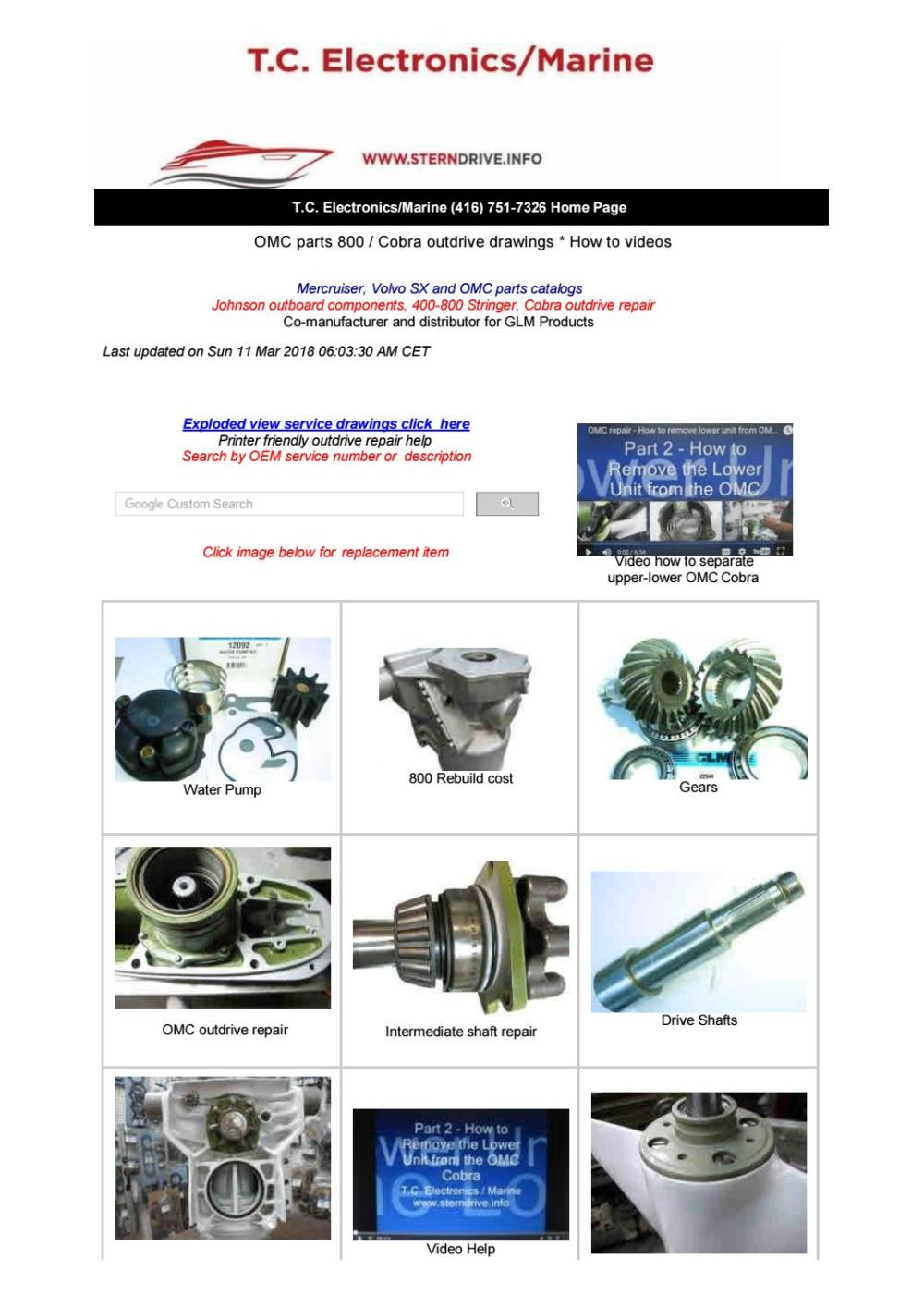 medium resolution of tc marine electronics