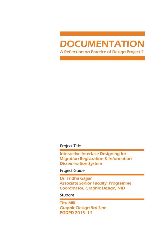 medium resolution of interactive interface designing for migration registration information dissemination system by titu mili issuu