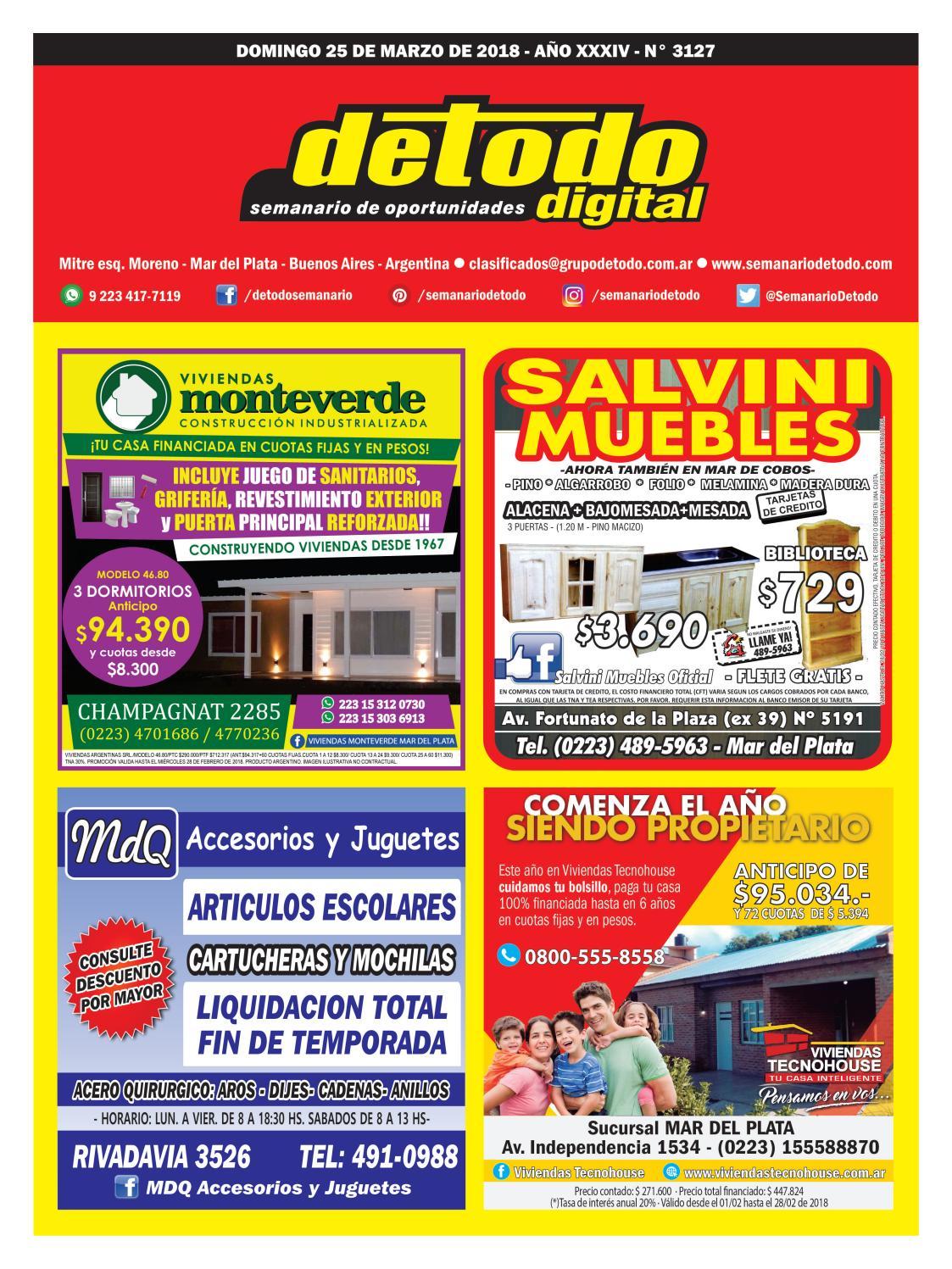 Semanario Detodo Digital  Edicin N 3127  25032018 by Semanario Detodo  Issuu