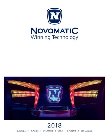 imperator works brand gaming chair children s seat height novomatic product catalogue ice 2018 by industries cabinets games jackpots etgs systems solutions