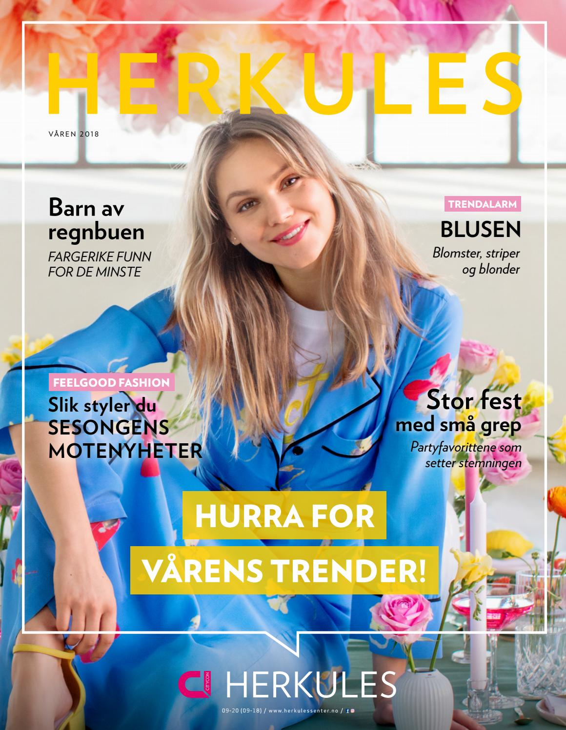 5b81603582c6 Herkules Vårmagasin 2018 By Centerteam Issuu