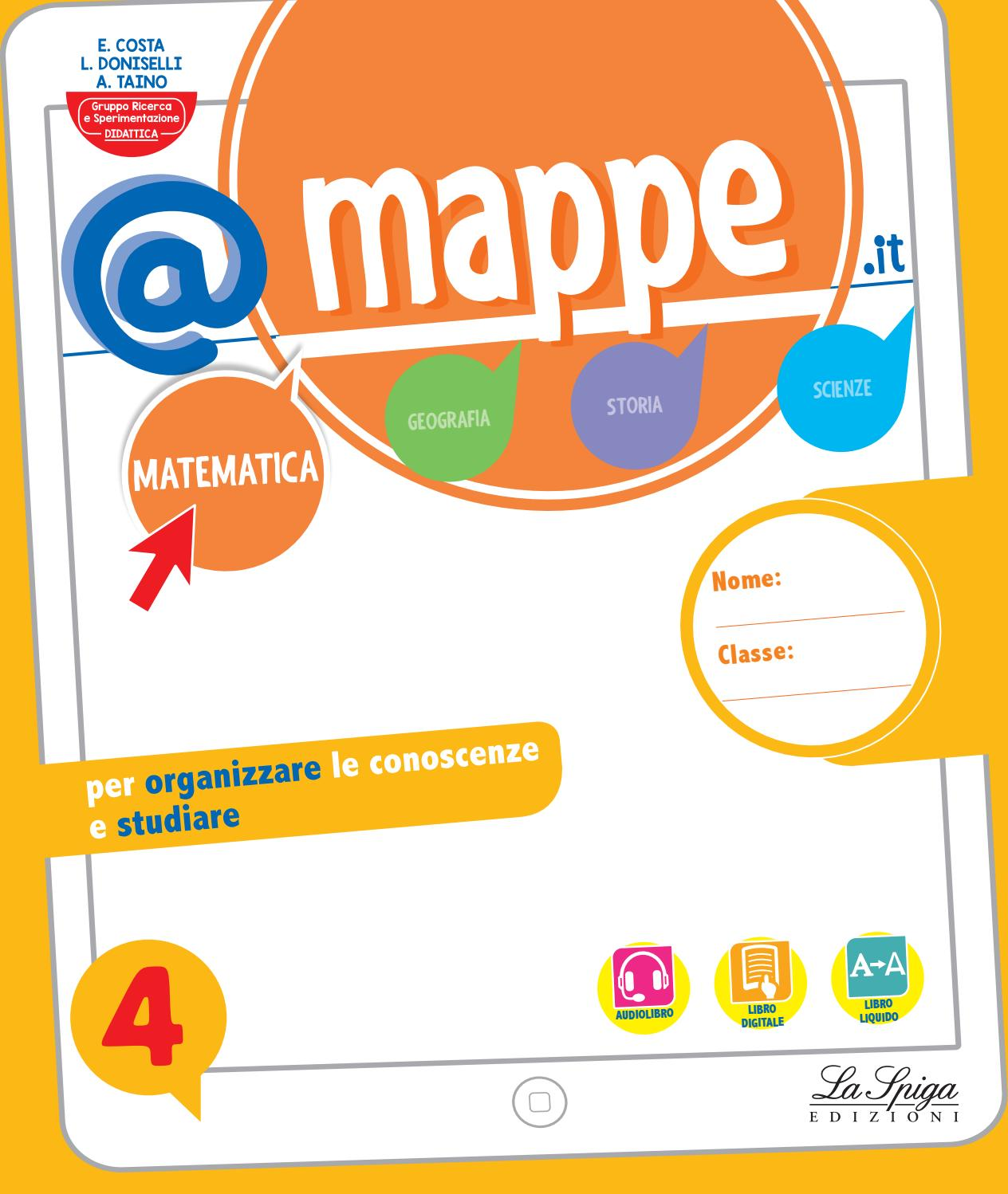 Matematica Mappe 4 By Eli Publishing Issuu