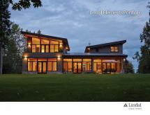 Lindal Elements Modular Home Design System Cedar