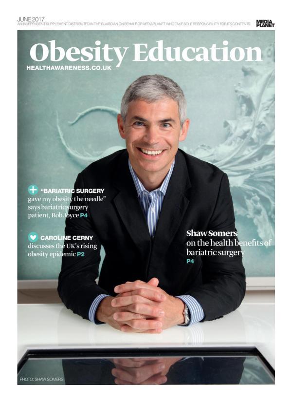 Obesity Education Campaign 2017 Mediaplanet Uk& - Issuu