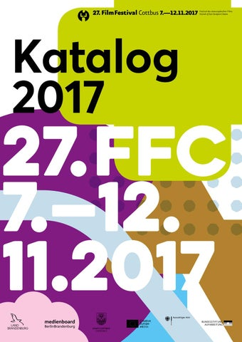 27. FilmFestival Cottbus - Katalog|Catalogue by FilmFestival Cottbus