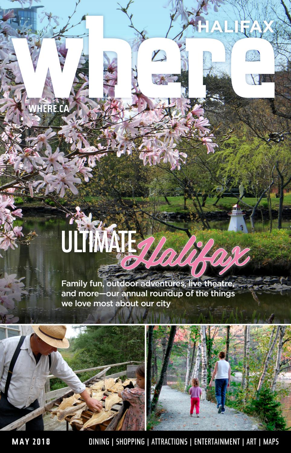 Where May 2018 By Metro Guide Publishing Issuu