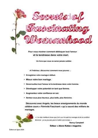 Le Secret Du Mari Pdf : secret, Fascinating, Womanhood, Fr(1), Alice, Issuu