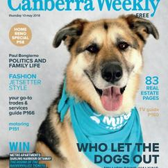 Enchanted Home Mackenzie Pet Sofa Batting 10 May 2018 By Canberra Weekly Magazine Issuu Page 1