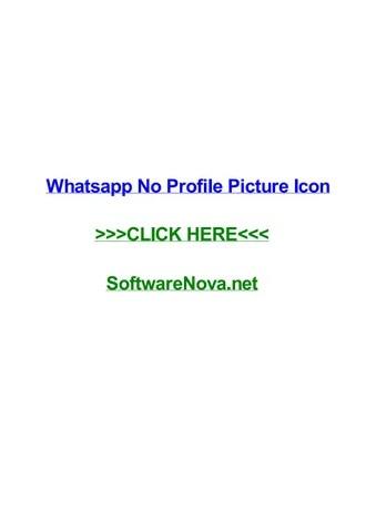 No Profile Picture Icon : profile, picture, Whatsapp, Profile, Picture, Mindyfwacq, Issuu