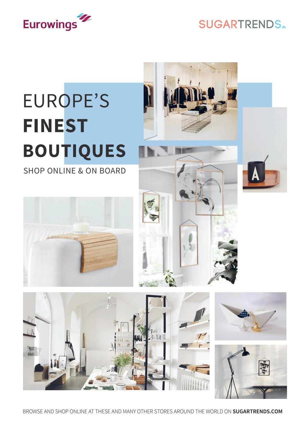 Eurowings Magazine By Sugartrends2018 Issuu