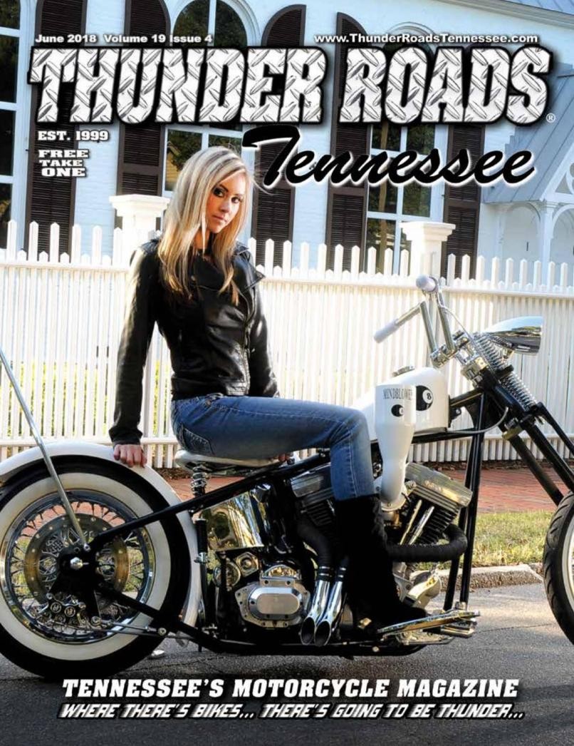 Thunder Roads Magazine Tennessee June