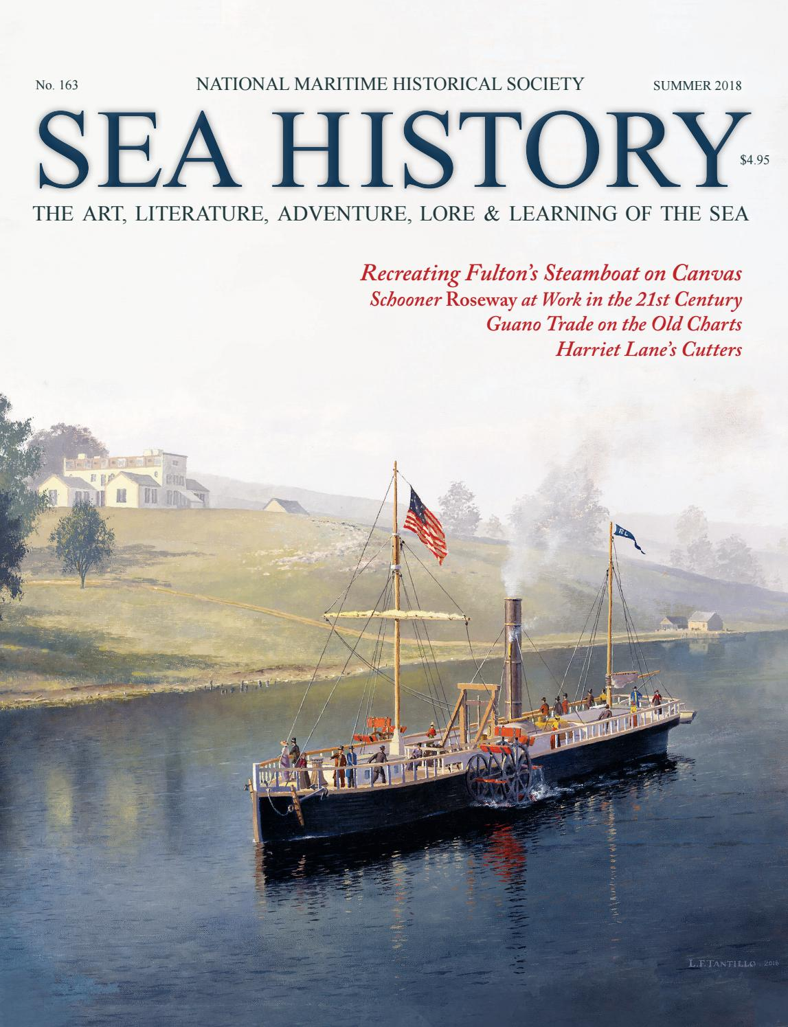 Cbp Marine Interdiction Agent Cover Letter Sea History 163 Summer 2018 By National Maritime Historical