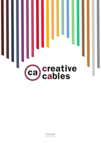 creative cables by led world issuu