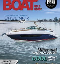 boat gold coast magazine july sept 2018 [ 1191 x 1495 Pixel ]