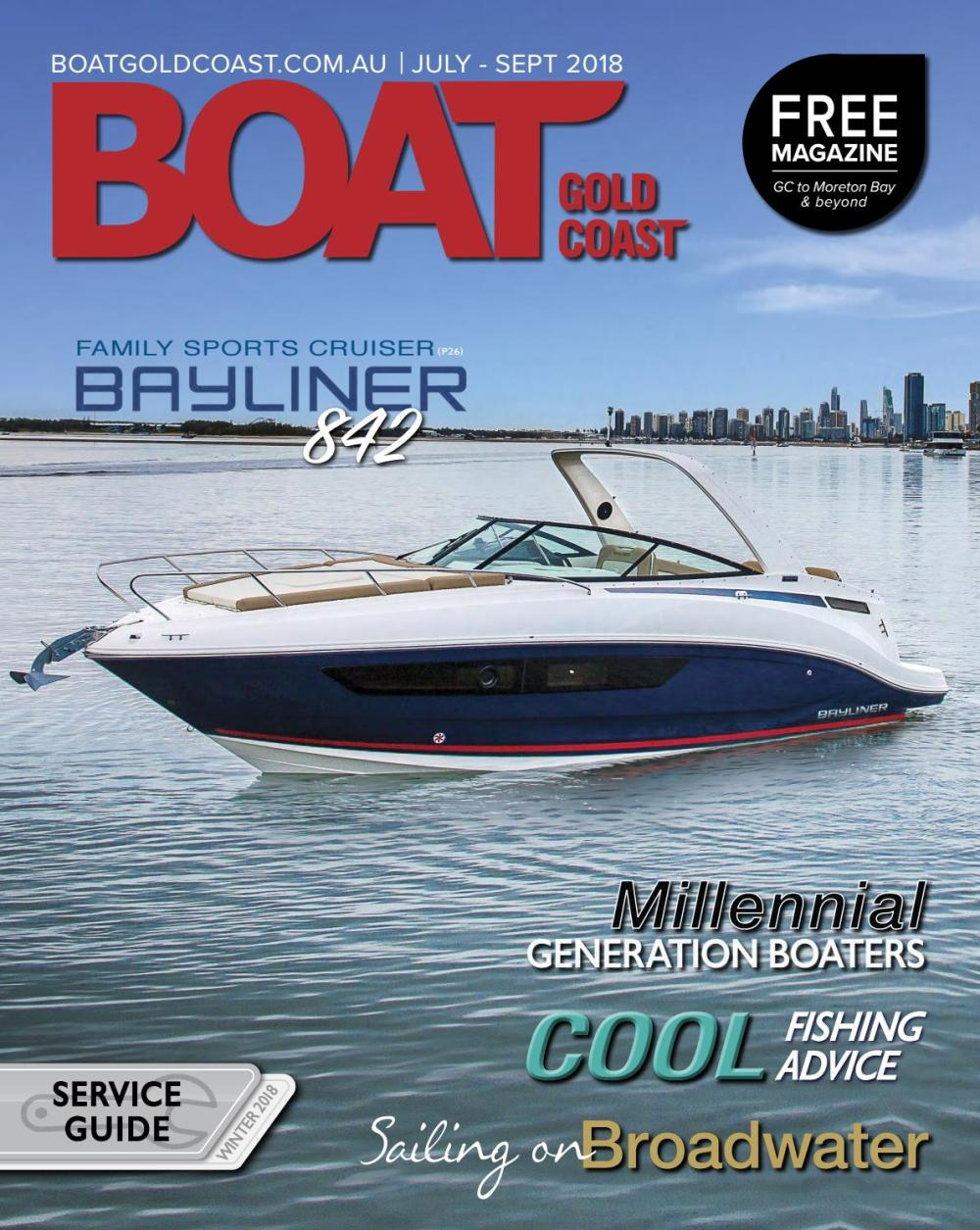 medium resolution of boat gold coast magazine july sept 2018