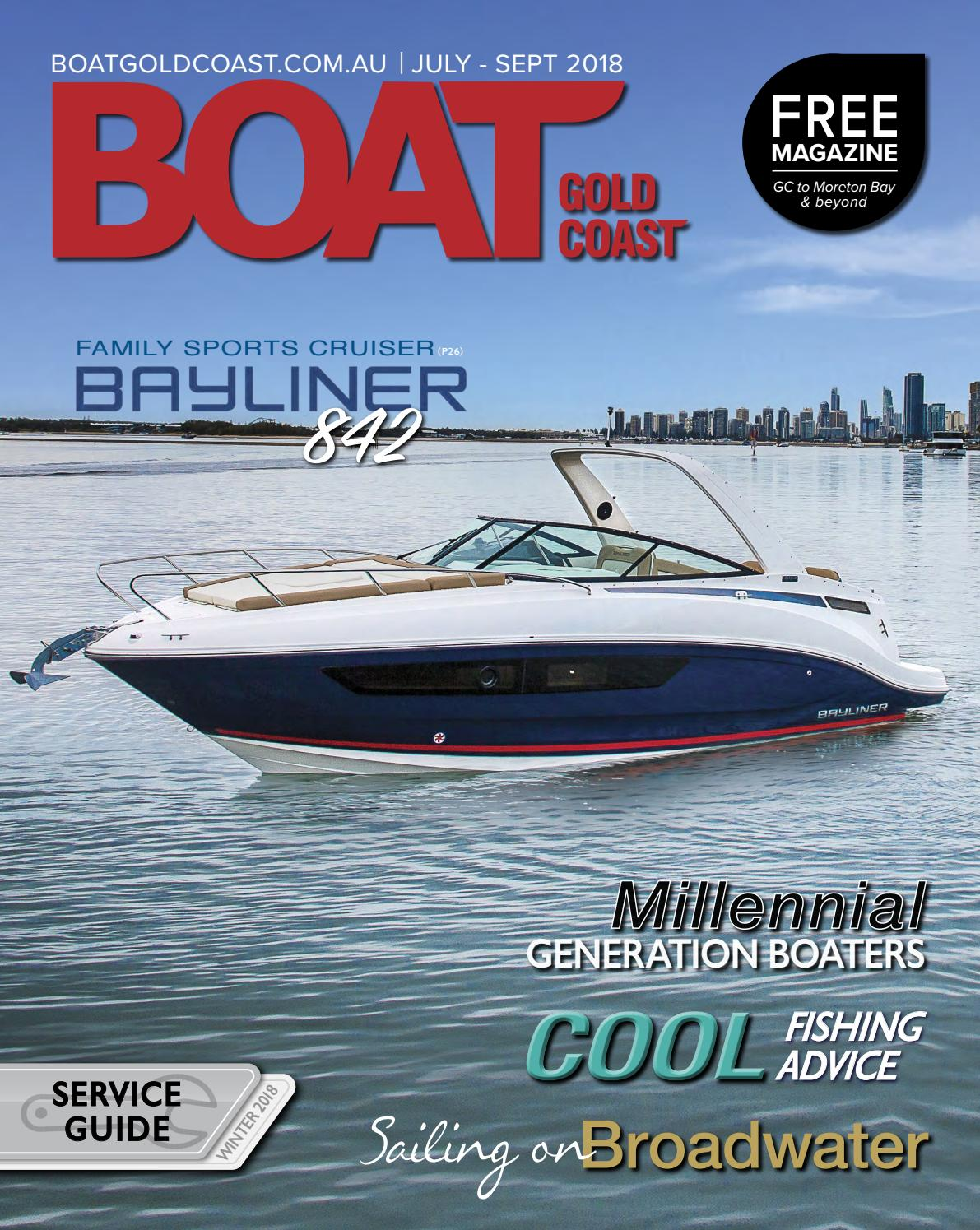 hight resolution of boat gold coast magazine july sept 2018