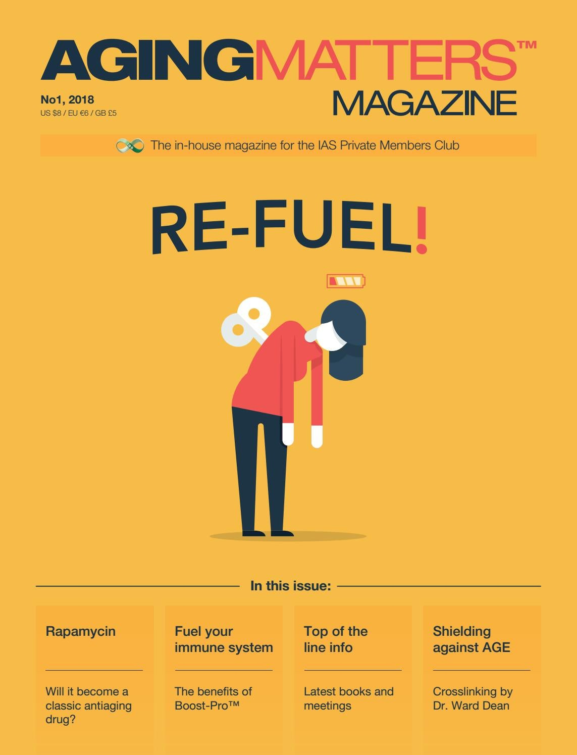 hight resolution of agingmatters magazine issue 1 2018 by international antiaging systems ias issuu