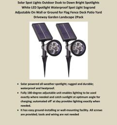 prime day deals 2018 solar wall lights outdoor bright led waterproof [ 1156 x 1496 Pixel ]